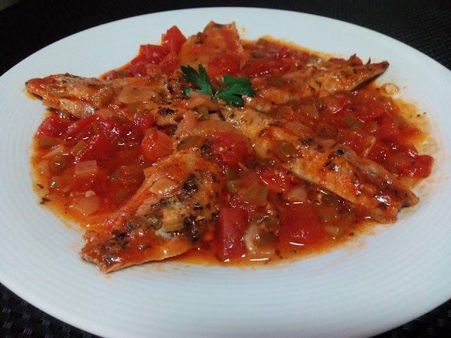 moruna de sardinas, moraga de sardinas cocina facil