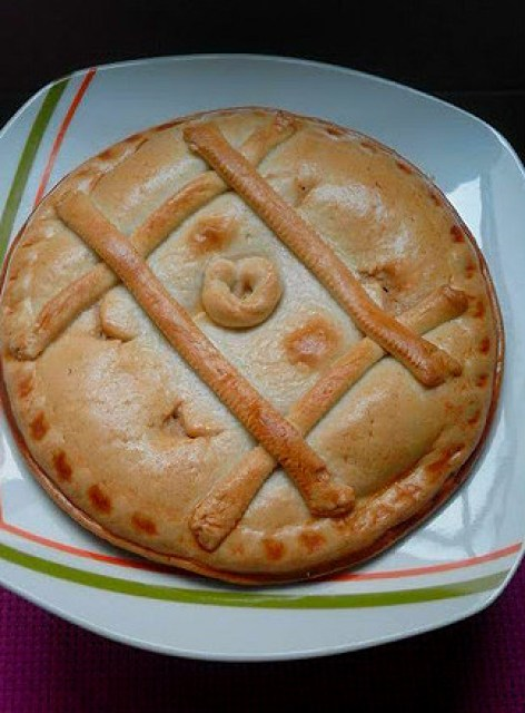 receta de empanada de atun cocina facil