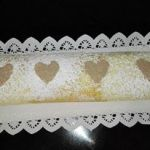 Brazo de gitano con crema de moka