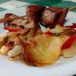 Patatas a lo pobre cocina fácil