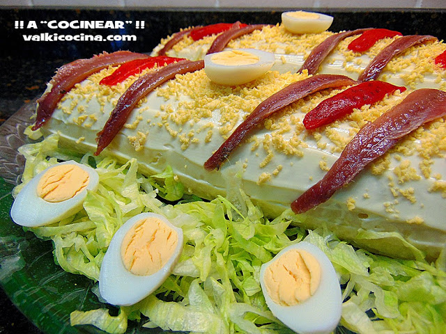 Exquisitos pasteles de at n la cocina de pedro y yolanda for La cocina de pedro y yolanda