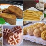 Seis recetas repostería tradicional y popular 2ª parte