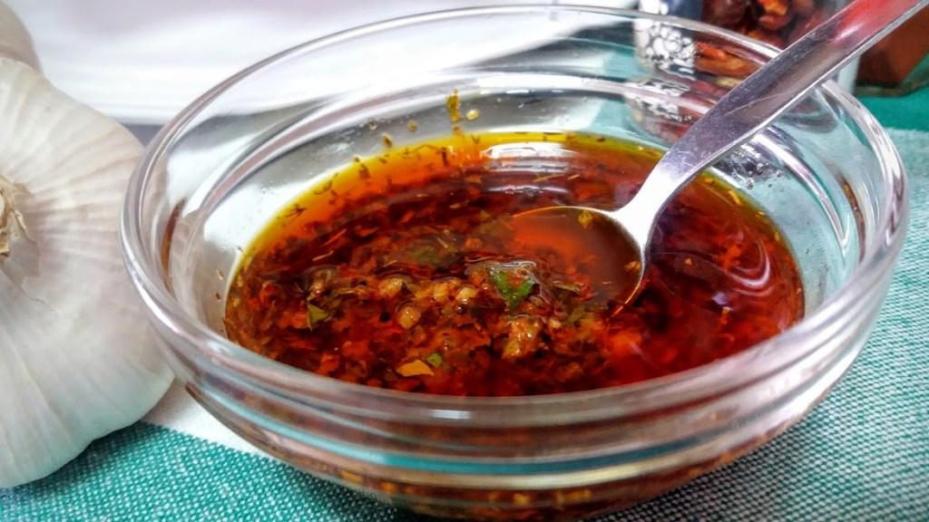 como preparar una salsa chimichurri