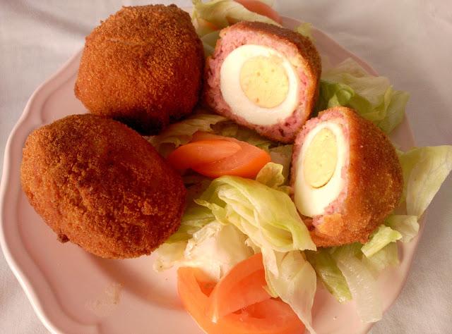 recetas fáciles de huevo