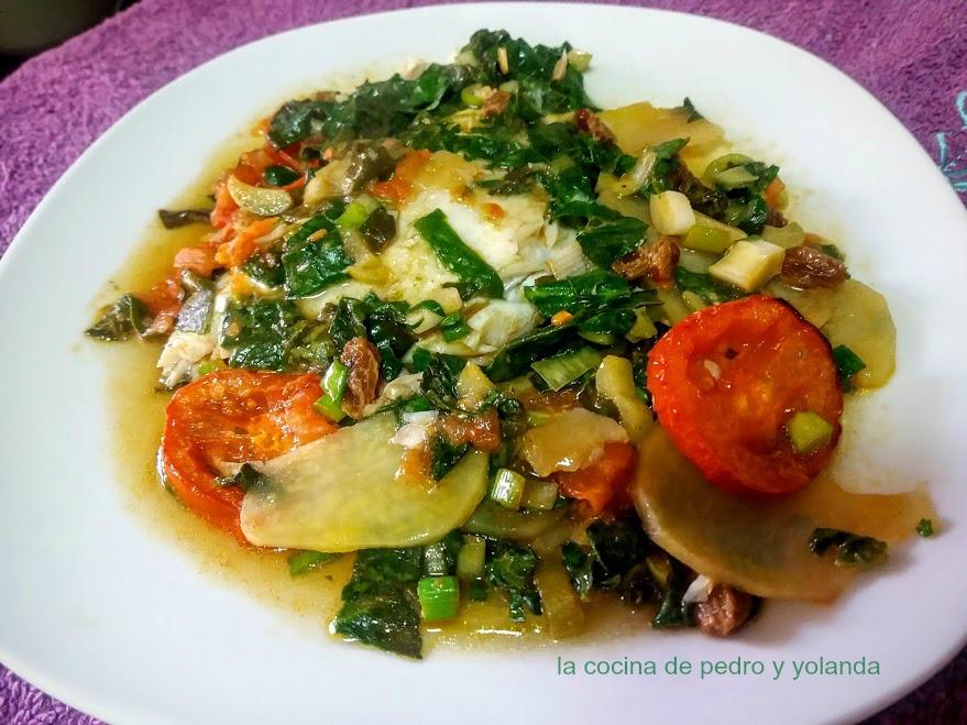 Dorada al horno la cocina de pedro y yolanda for Cocina de pedro y yolanda