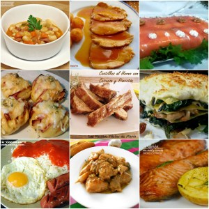 menú semanal 25