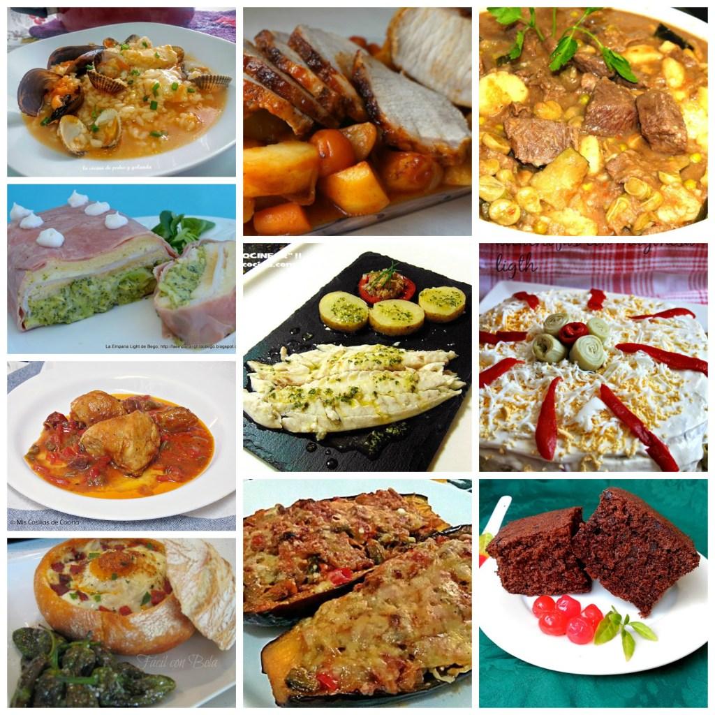 menú semanal 27