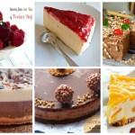 Tartas y postres fríos sin horno