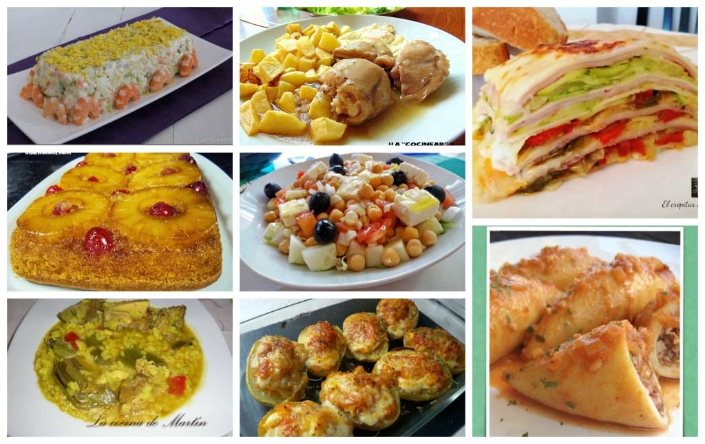 menú semanal 31