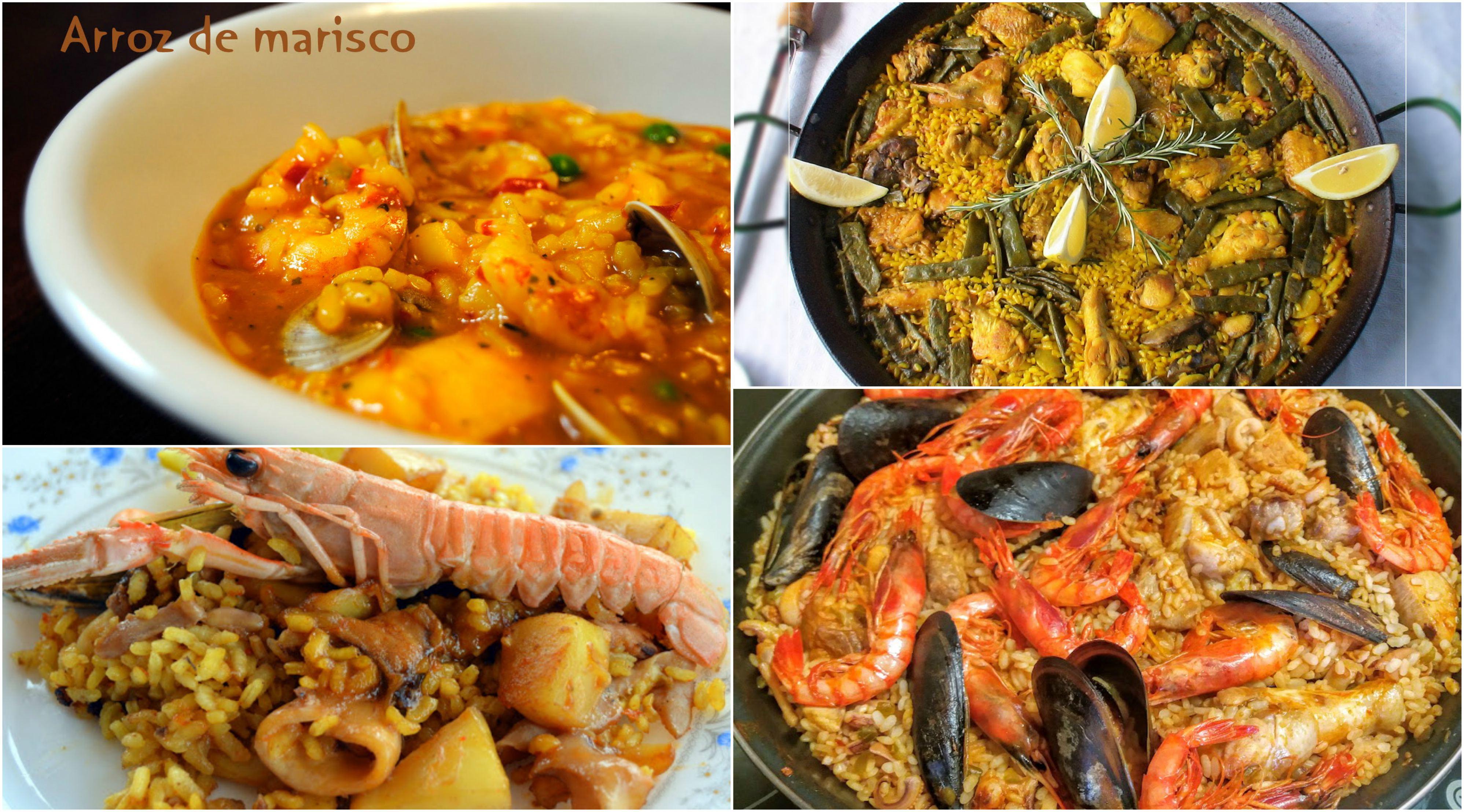 4 arroces de domingo la cocina de pedro y yolanda for Cocina de pedro y yolanda
