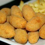 Croquetas caseras de pollo asado