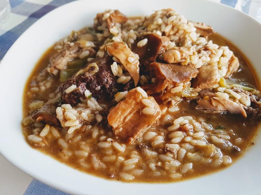arroz brut