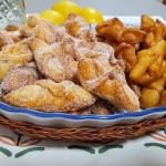 Pestiños caseros con miel o azúcar