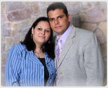 Pastores: Hannio Sandí - Leonardo - Sonia Morales