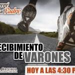 Recibimiento-Encuentro-de-Varones-2015