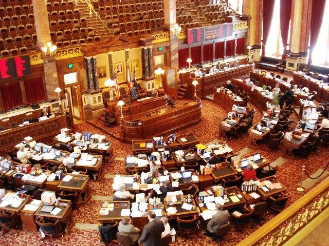 La oración en el Senado de Kansas