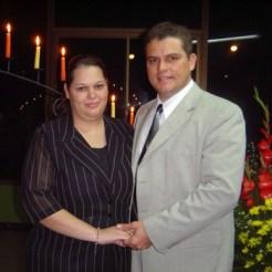Pastores Hannio Sandí & Sonia Morales