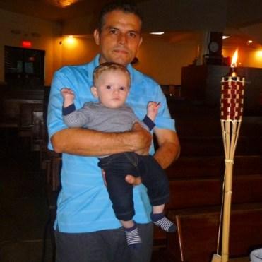 Pastor Hannio y Leonador - Padre e hijo
