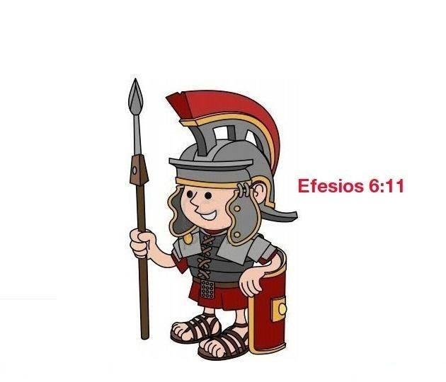 La Armadura de Dios - Efesios 6:10-20 (Actividad)