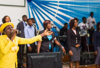 Preparation To Lead Praise Worship