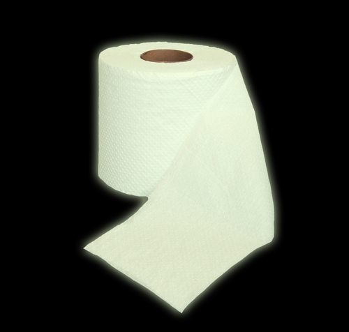 The Glow in the Dark Toilet Paper Roll (2)
