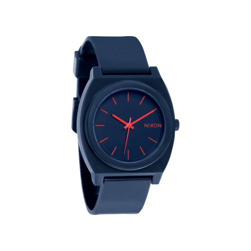 Nixon Time Teller P Watch in Matted Rabbey