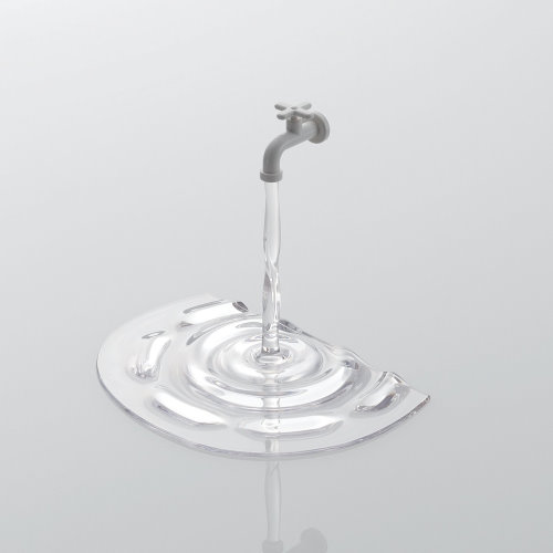 Jaguchi Faucet Stand for the iPad