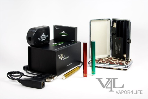 V4L E Cigarette Starter Kit Review