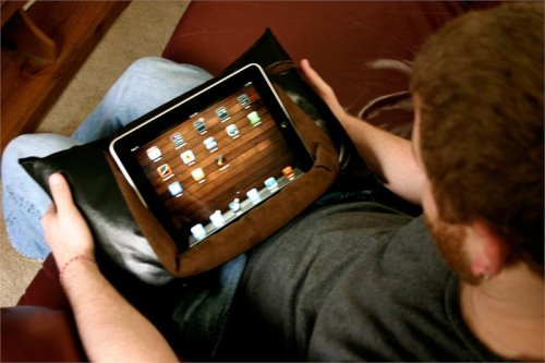 Tablet Computer Pillow