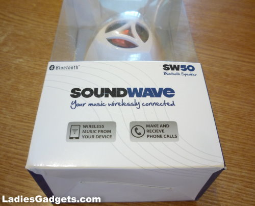 SoundWave SW50 Bluetooth Speaker Phone Review
