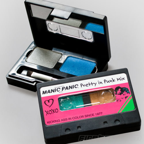 Manic Panic Cassette Eye Shadow Kit