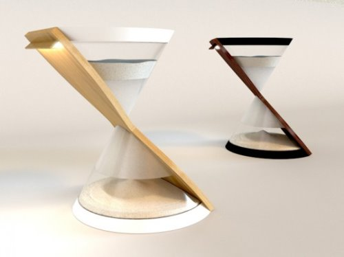 Lamps That Power From Falling Sand (2)