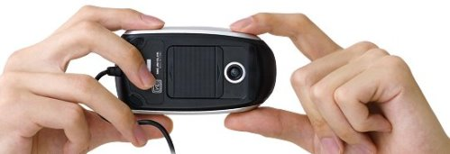 Computer Mouse with Built-in Camera (1)