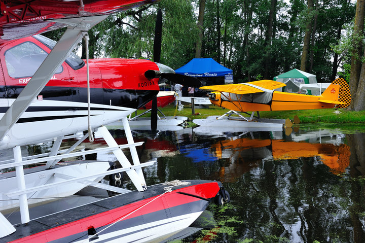 Oshkosh Seaplane Base 2012