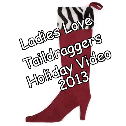 Ladies Love Taildraggers 2013 Holiday Video!