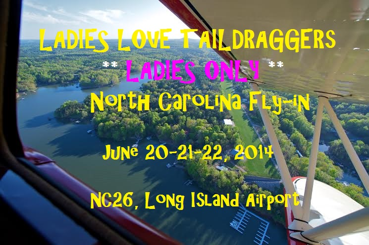 """Ladies Only"" LLT 2014 Summer Fly-in Registration"