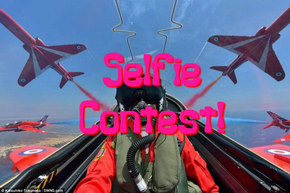 """Selfie"" Photo Contest!"