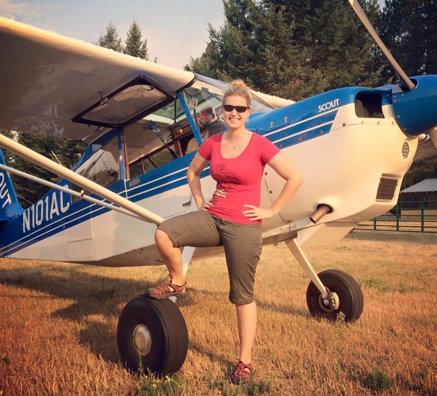 'I Fly Because I Can' LadiesLoveTaildraggers' Video