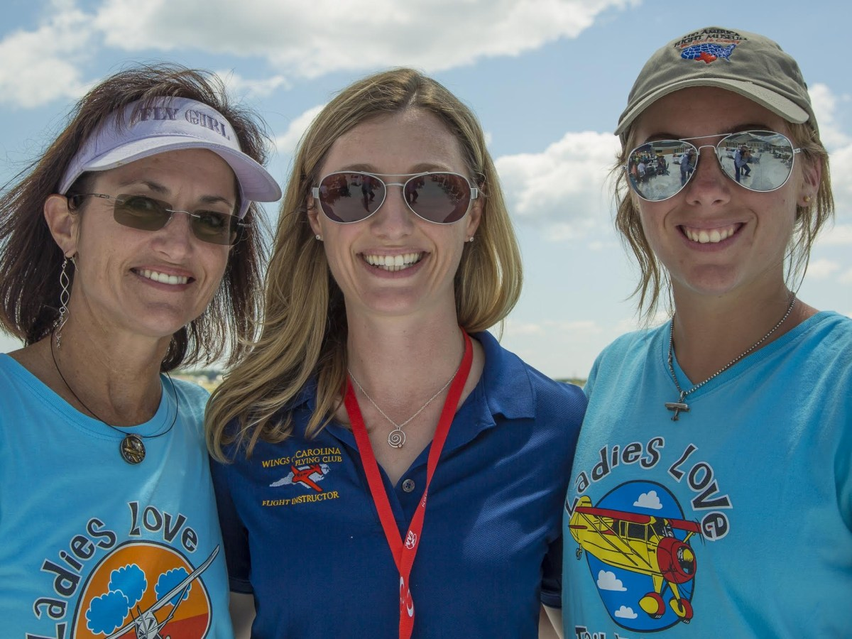 Tuesday: Feeling the Love at AirVenture!