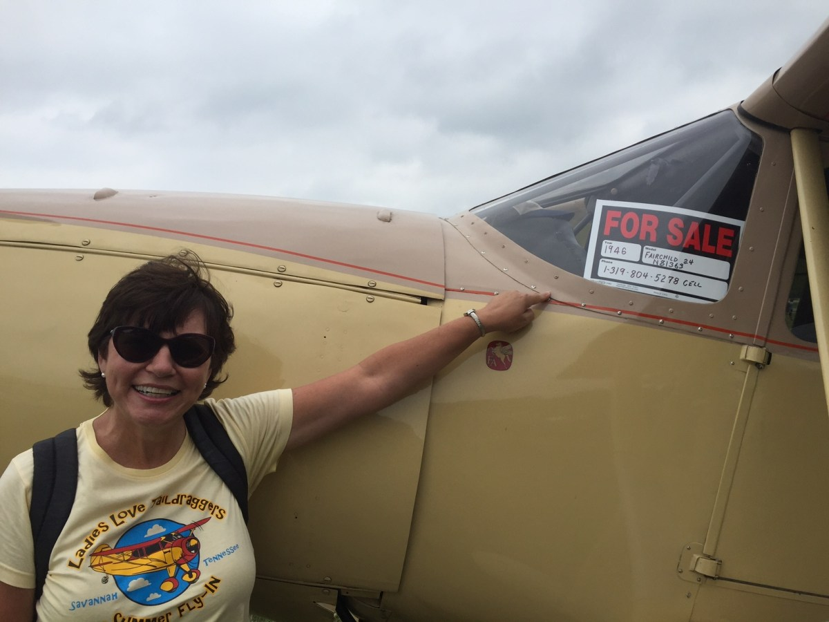I flew my Homebuilt to AirVenture!