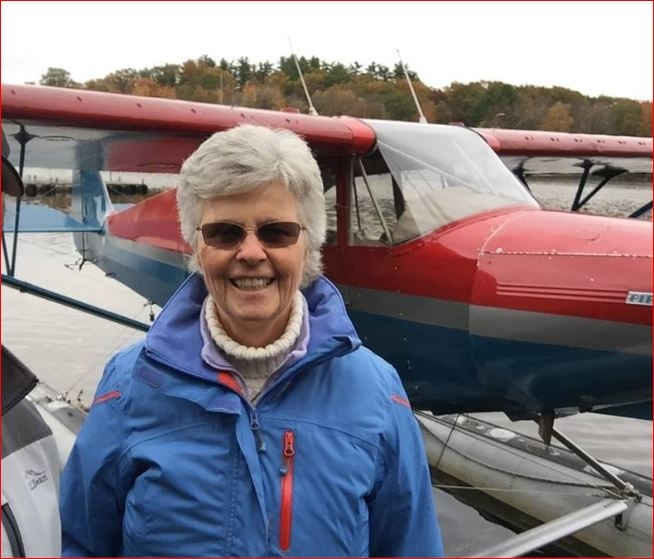 Mary Build's FIVE Piper PA-12 Super Cruisers