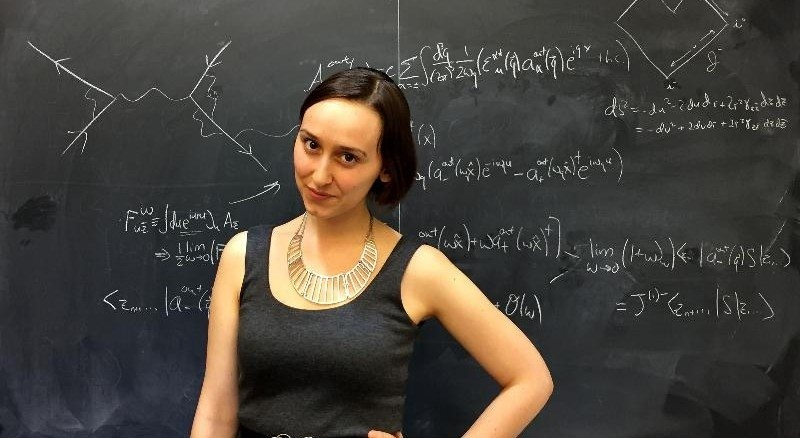 Physics Whiz Kid. Harvard thinks it's found the next Einstein