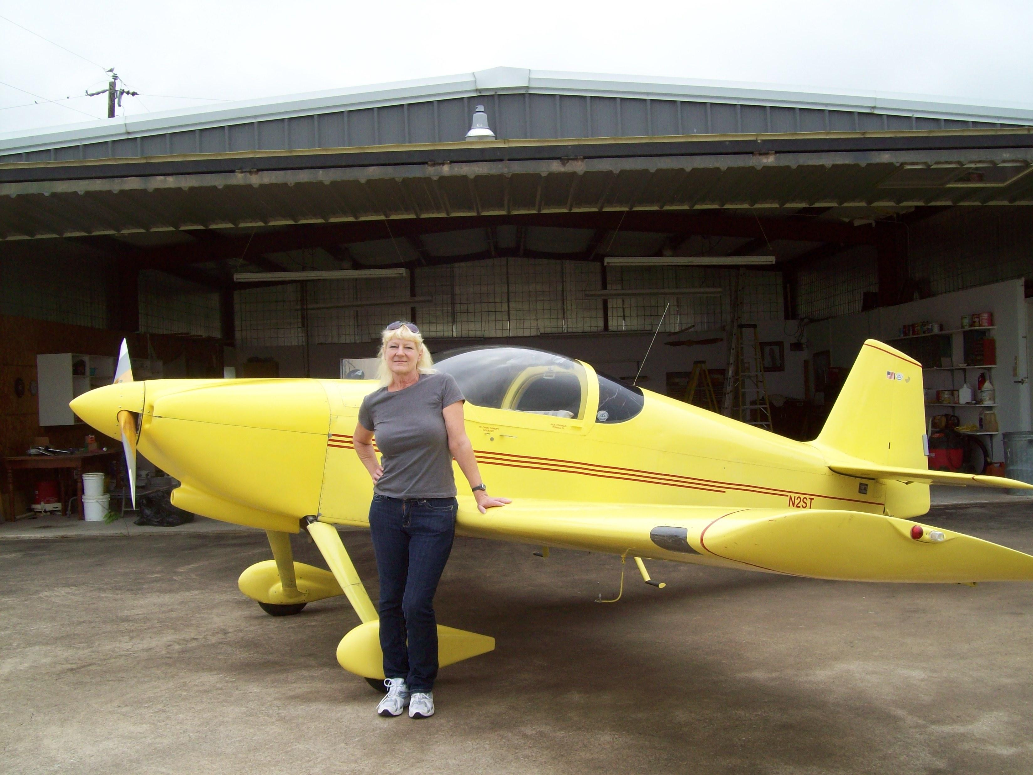 'Flying a Taildragger' by Gayla Maas
