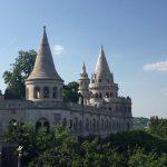 The Fisherman's Bastion Budapest.
