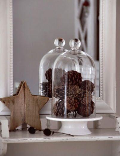 12x inspiratie voor het decoreren van een glazen stolp ladify - Huis interieur decoratie ...