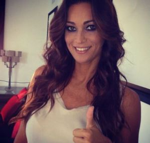 "Manuela Arcuri: ""Gabriel Garko? C'è stato un flirt"""