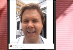 Kevin Bacon, faccia gonfia su Twitter: fan increduli per la FOTO02