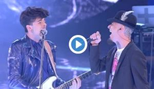 "Amici 14, Stash e J-Ax cantano ""Time is running out"" dei Muse VIDEO"