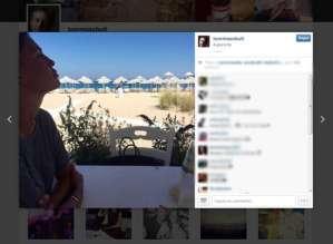 Claudia Galanti mistero: bacio con Arnaud Mimaram e al mare con Tommaso Buti