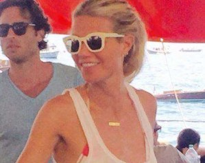 "Gwyneth Paltrow, week end con Brad Falchuck: ""Positano piccolo gioiello"" FOTO 3333"